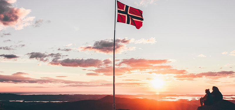 De mooiste kajakroutes in Noorwegen - Kajakkopen.com