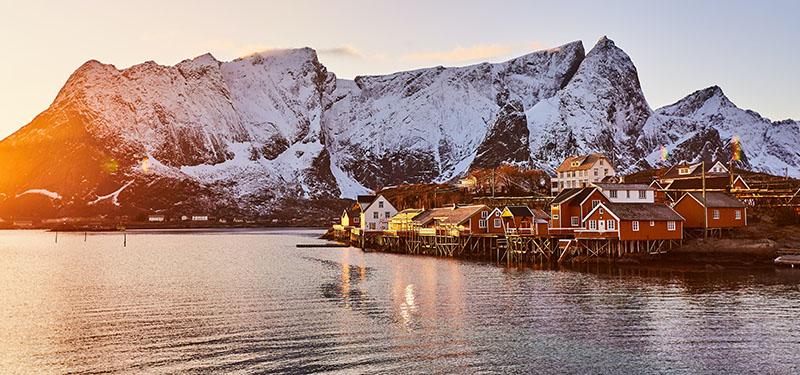 Kajakken in Noorwegen, Lofoten - Kajakkopen.com